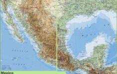 Baja California Peninsula Map Map Baja California Mexico Outline – Detailed Baja California Map