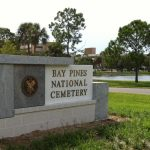 Bay Pines National Cemetery In Bay Pines, Florida   Find A Grave   Bay Pines Florida Map