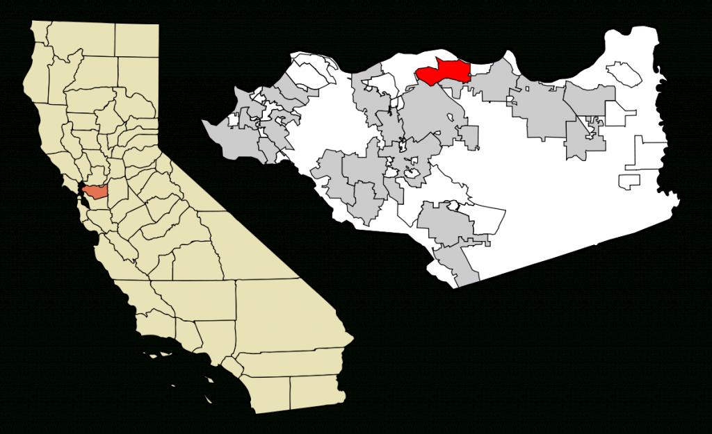 Bay Point, California - Wikipedia - Pittsburg California Map