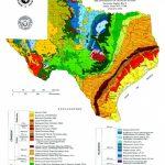 Beg: Maps Of Texas   Texas Soil Map