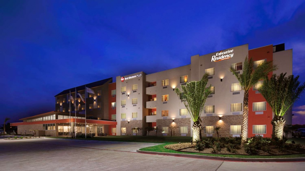 Best Western Plus Executive Residency Corpus Christi, Tx - See Discounts - Map Of Hotels In Corpus Christi Texas