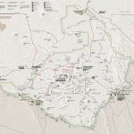 Big Bend Maps | Npmaps   Just Free Maps, Period.   Printable Map Of National Parks