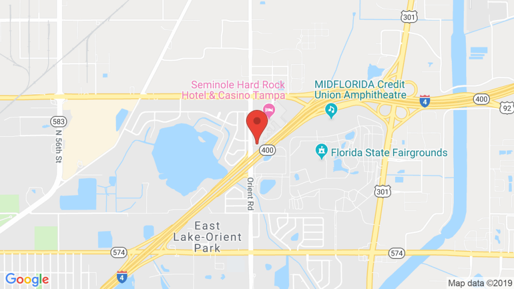 Big & Rich At Seminole Hard Rock Hotel & Casino - Apr 25, 2019 - Map Of Seminole Casinos In Florida