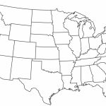 Blank Printable Map Of The Us Clipart Best Clipart Best | Centers   Printable Blank Us Map With State Outlines