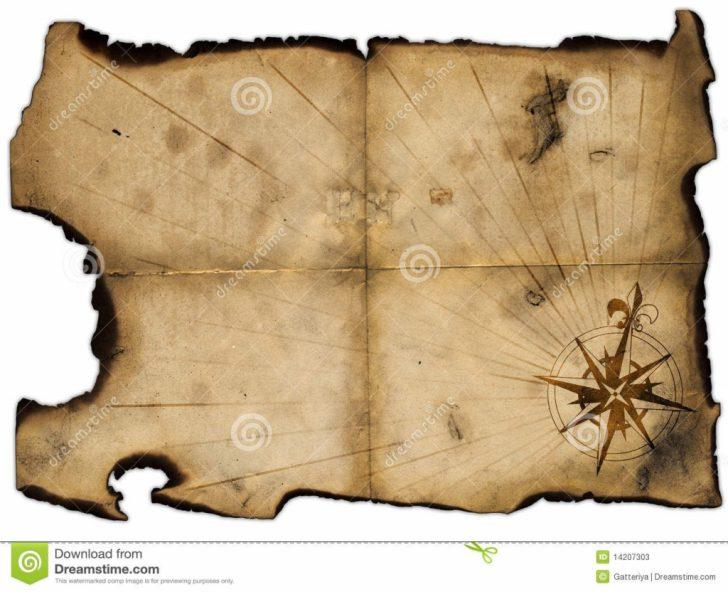 Blank Treasure Map Printable