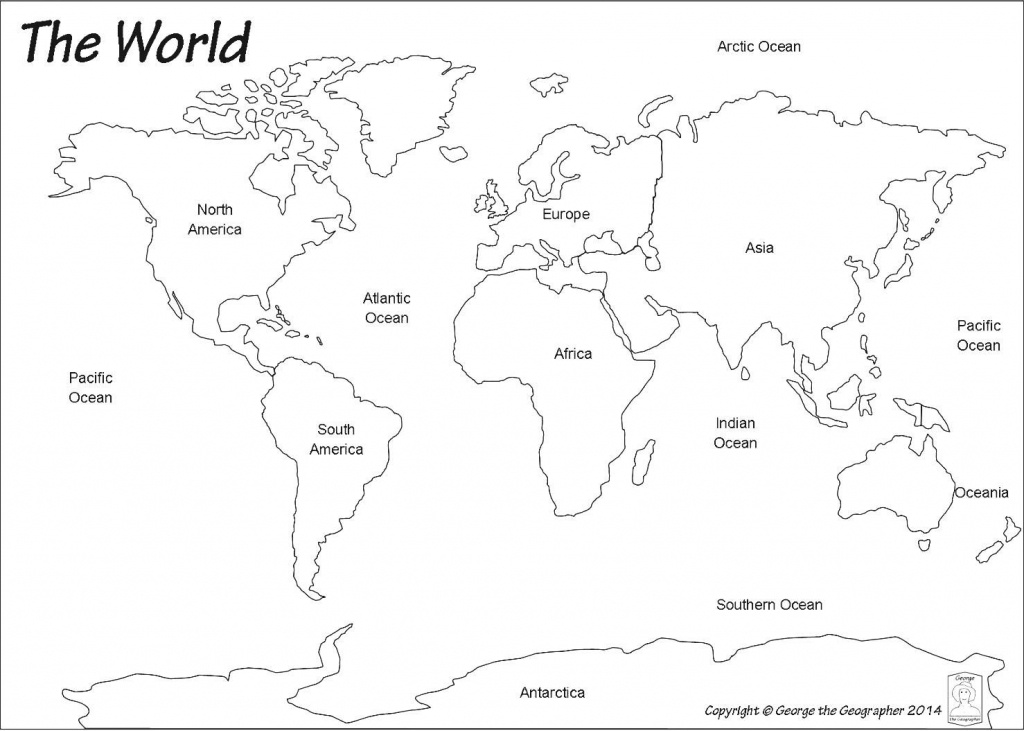 Blank World Map Best Photos Of Printable Maps Political With - Printable Wall Map
