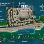 Blue Heron Bridge Scuba   The Best Shore Diving In The Americas   Florida Dive Sites Map