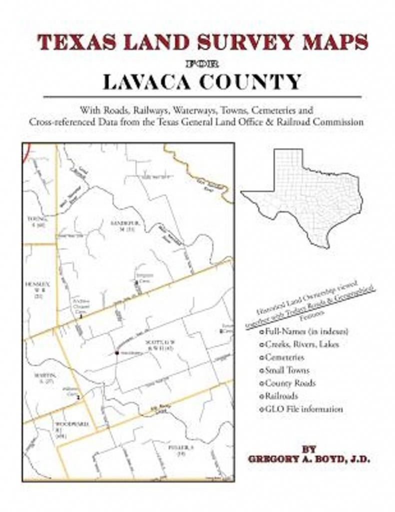 Bol | Texas Land Survey Maps For Lavaca County, Gregory A Boyd - Texas Land Survey Maps