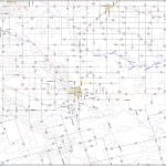 Bridgehunter | Gaines County, Texas   Gaines County Texas Section Map
