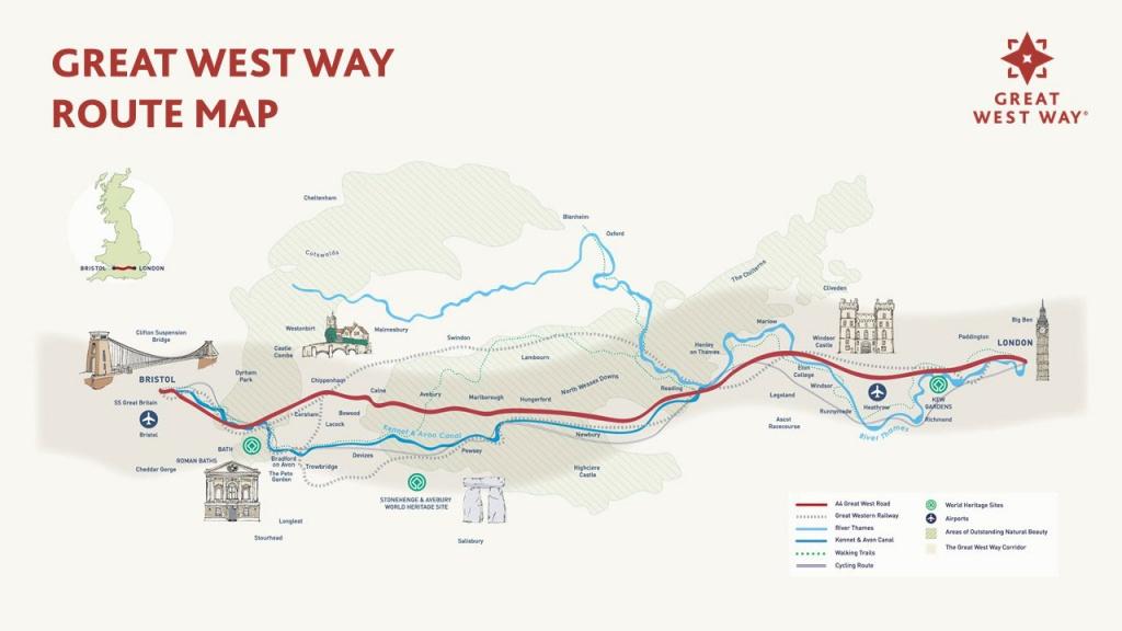 Bristol Maps & Guides | Bristol Street Map - Bristol City Centre Map Printable