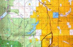 Blm Land Map Northern California