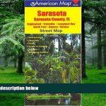 Buy Now Sarasota, Sarasota County, Fl Street Map:  Englewood/fruitville/longboat Key/north   Street Map Of Englewood Florida