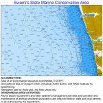 C Map | Captain Ken Kreisler's Boat And Yacht Report   California Fishing Map