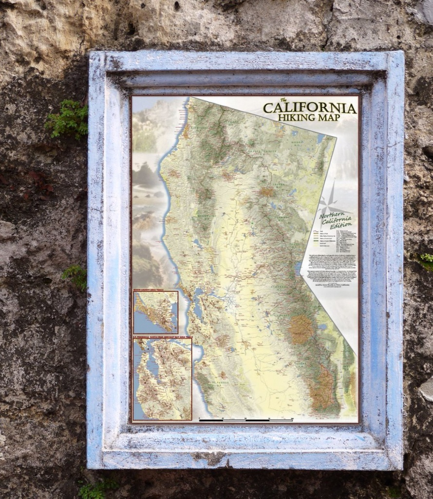 Ca Hiking Map (@cahikingmap) | Twitter - California Hiking Map
