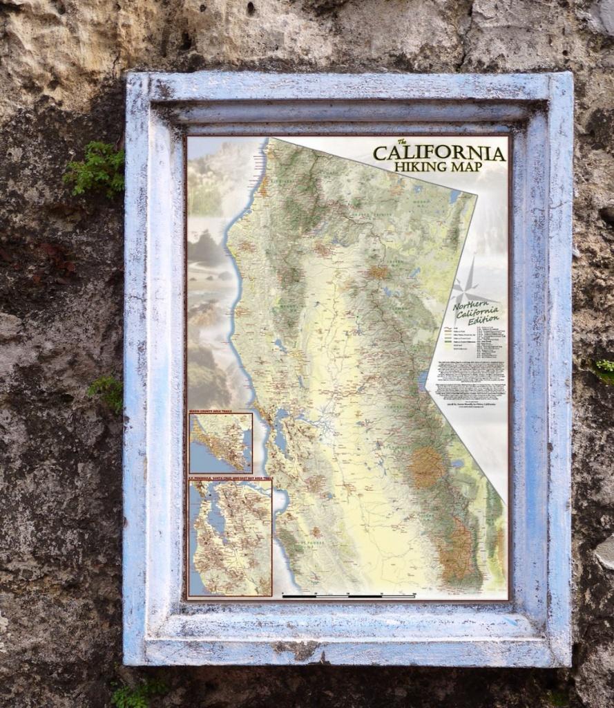 Ca Hiking Map (@cahikingmap) | Twitter - California Hiking Map