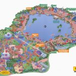 California Adventure Land Map Map Of Disney California Adventure   California Adventure Map