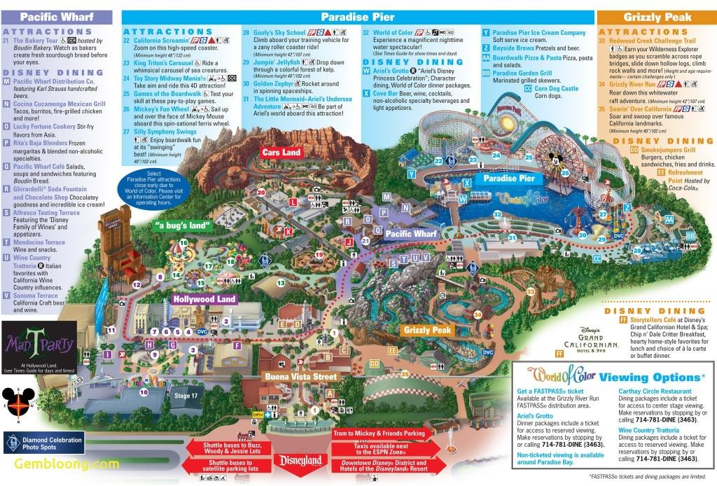 California Adventure Map Pdf Google Maps Disneyland Valid Disney Hq - California Adventure Map Pdf