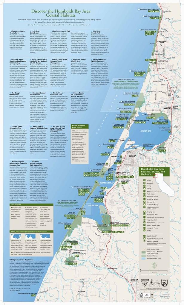 California Coast Camping Map   Secretmuseum - Map Of California Coast Beaches