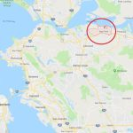 California: Emergency Evacuation Ordered As Grass Fire Takes Hold   Pittsburg California Map