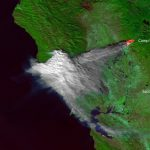 California Fire: Satellite Image Shows Camp Fire Smoke Over Bay Area   Live Satellite Map California