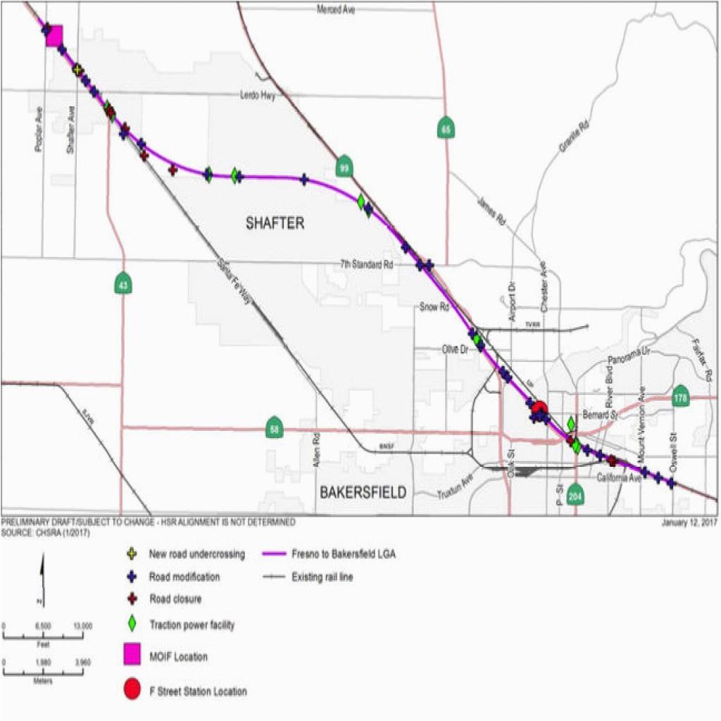 California High Speed Rail Map Route California High Speed Rail Map - California Bullet Train Map