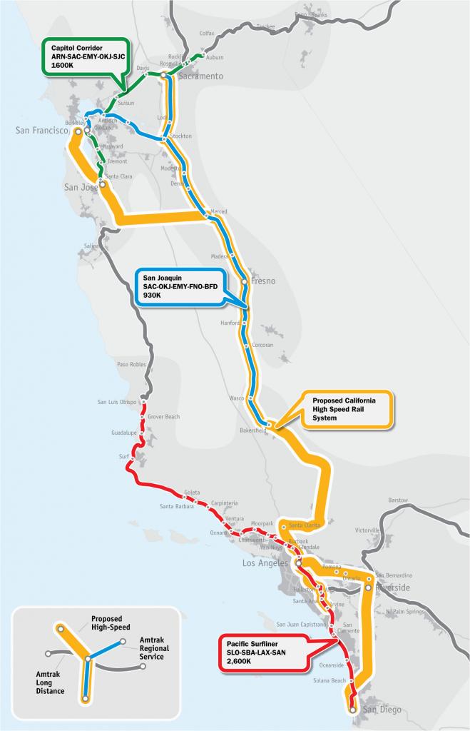 California High Speed Train Map Our Maps America 2050 – Secretmuseum - California Bullet Train Map