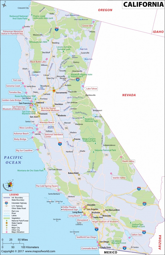 California Map Of Beaches For Dana Point - Touran - Dana Point California Map