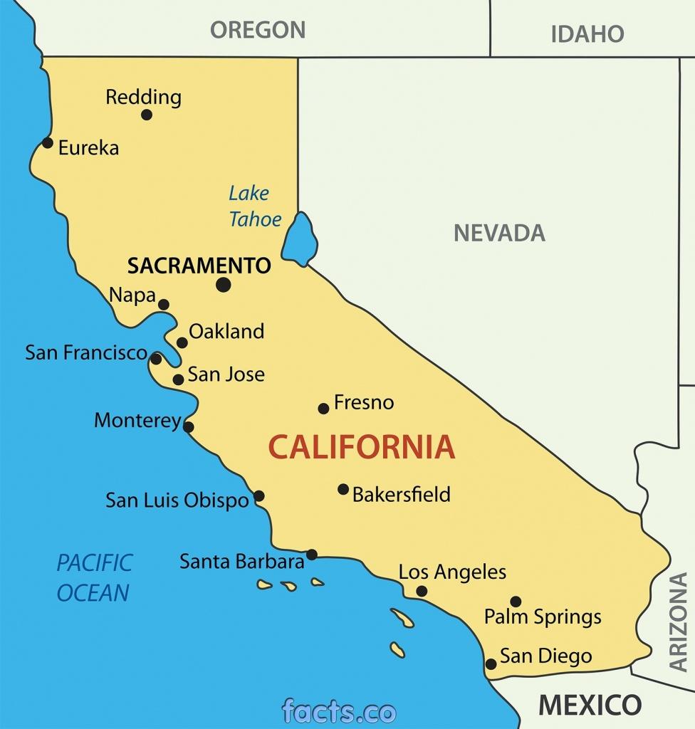California Map Of San Jose – Map Of Usa District - San Jose California Map