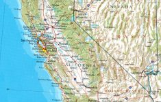 California Road Map Pdf