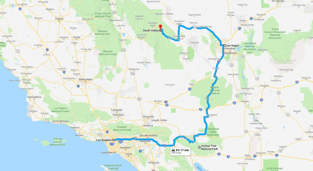 California Road Trip - The Perfect Two Week Itinerary | The Planet D - Best California Road Map