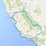 California Rv Road Trip Planner   Roverpass   Best California Road Trip Map
