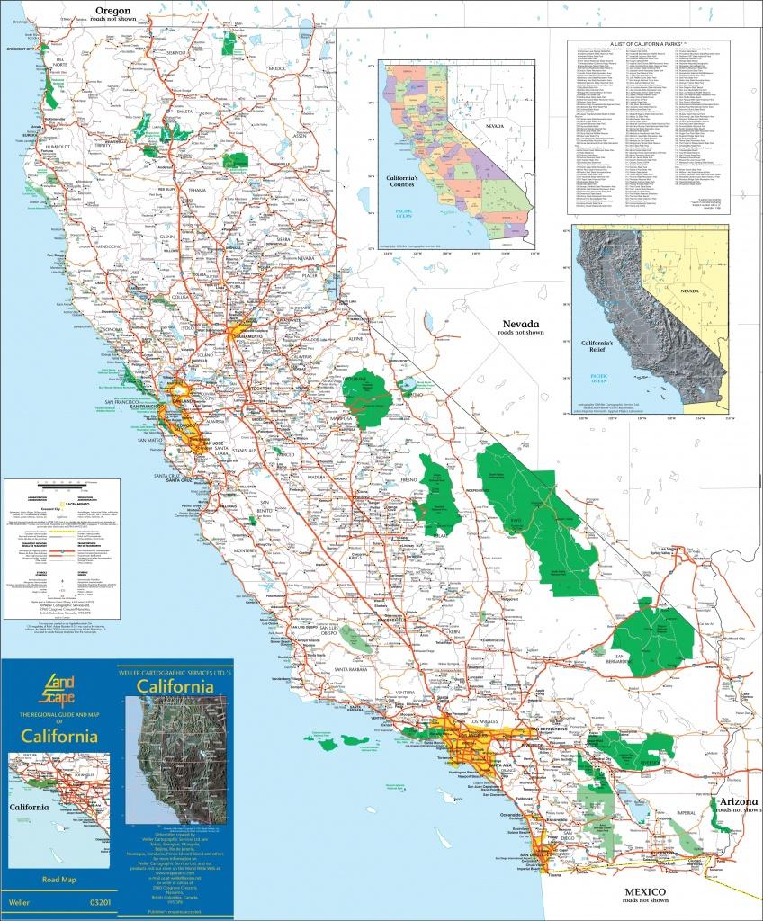 California State Maps | Usa | Maps Of California (Ca) - Rancho Cucamonga California Map