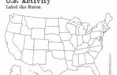 Free Printable Map Worksheets