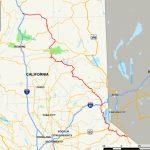 California State Route 89   Wikipedia   California Scenic Highway Map