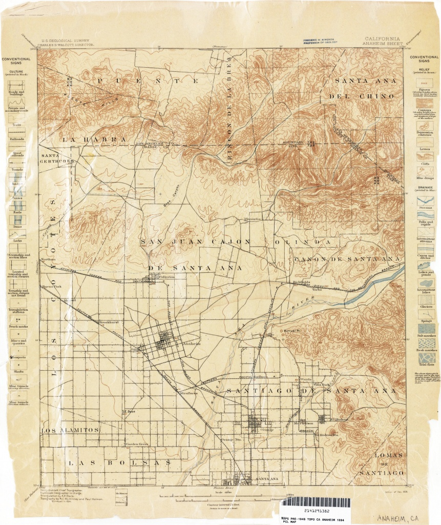 California Topographic Maps - Perry-Castañeda Map Collection - Ut - California Topo Map Index