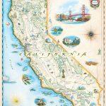 California (Xplorer Maps) Jigsaw Puzzle | Puzzlewarehouse   California Map Puzzle
