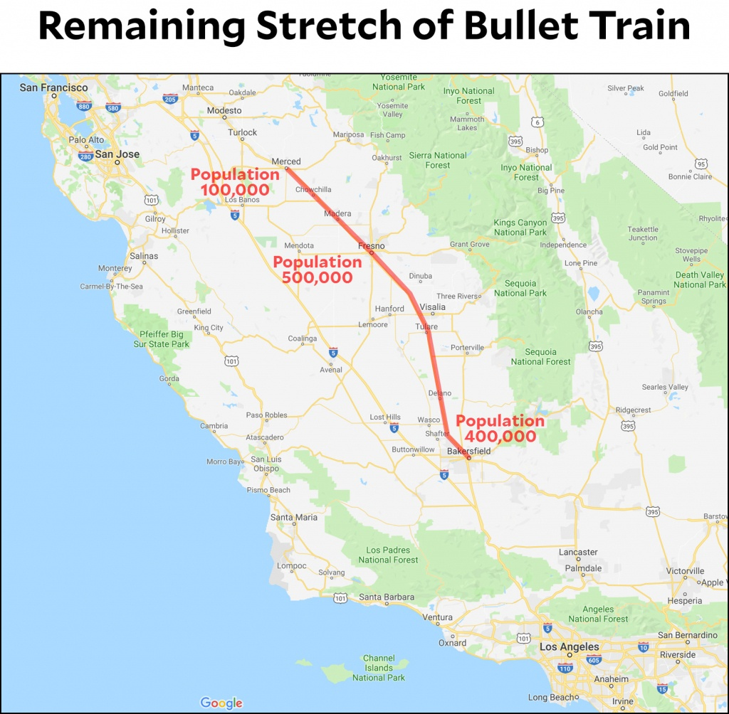California's Bullet Train Is Dead. Sort Of. – Mother Jones - California Bullet Train Map