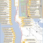 California's Central Coast Road Trip Guide   Camping Central California Coast Map