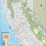 Camping California Coast Map | Secretmuseum   Camping Central California Coast Map