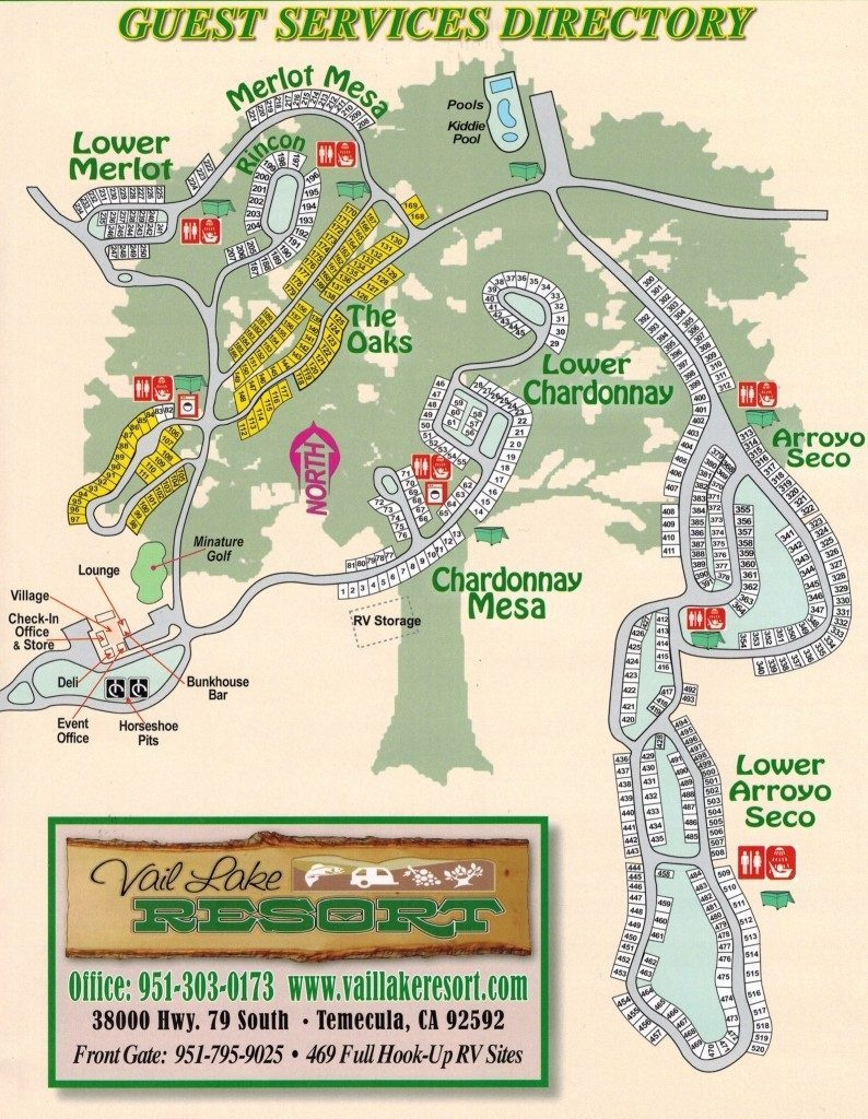 Camping California Map | D1Softball - California Camping Map