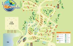 Florida Tent Camping Map