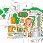 Campus Map   California Institute Of The Arts Campus Map