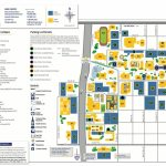 Campus Map   Texas A&m University Commerce   Texas A&m Parking Map