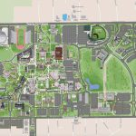 Campus Map | Wichita State University Online Visitor Guide   Printable Street Map Of Wichita Ks