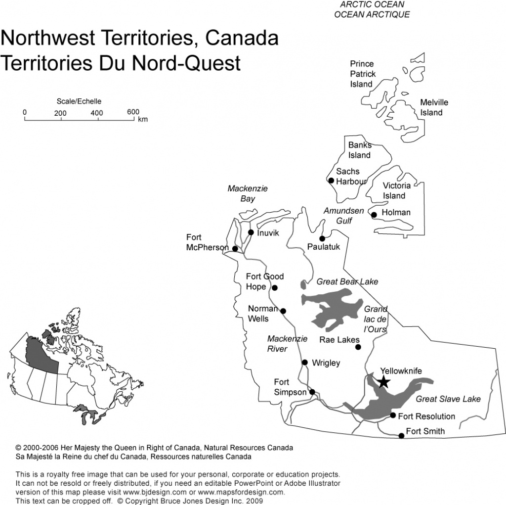 Canada And Provinces Printable, Blank Maps, Royalty Free, Canadian - Free Printable Map Of Canada Provinces And Territories