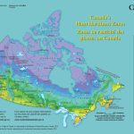 Canada's Plant Hardiness Site   Printable Usda Hardiness Zone Map