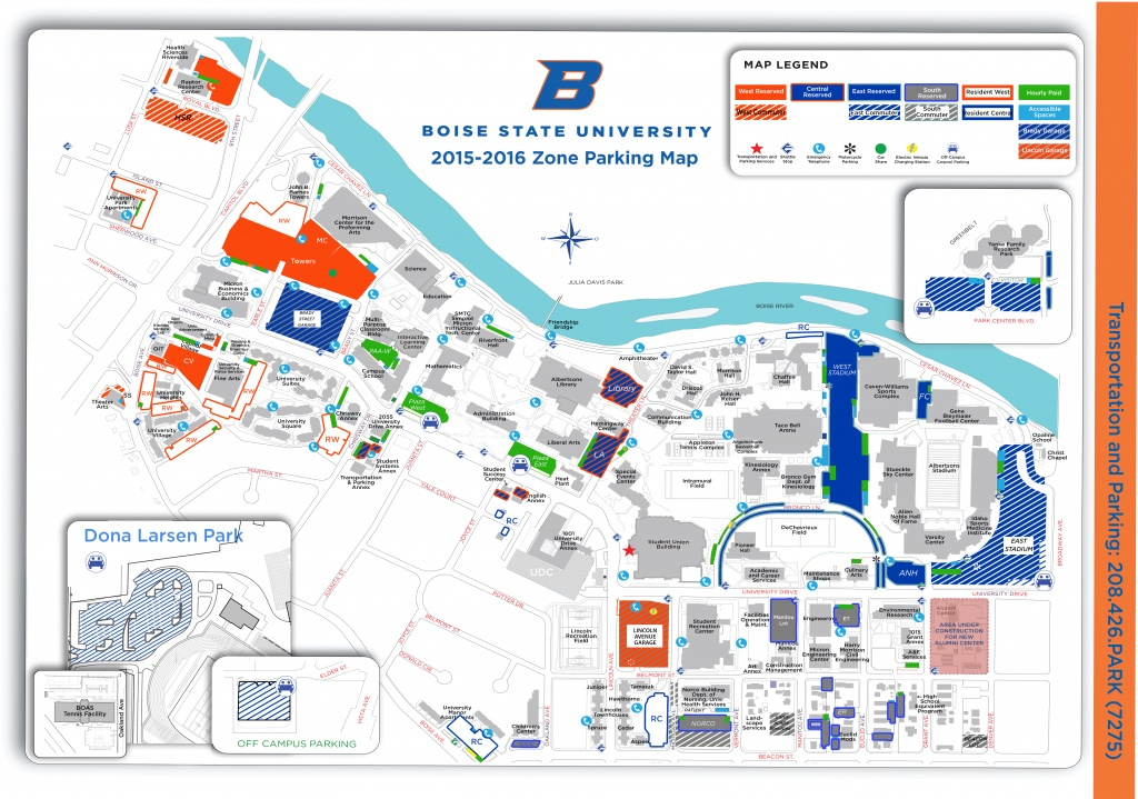 Case Shown Scheduled Beforehand Ergo Can Long May Setting Inadequate - Boise State University Printable Campus Map