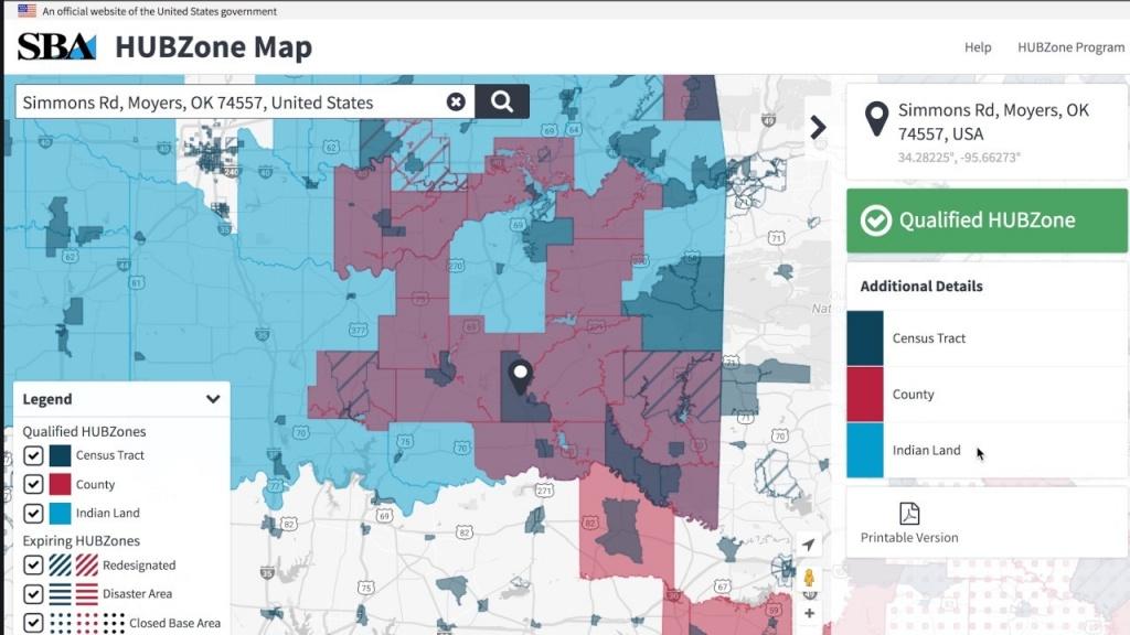Category: Map 110 | Ageorgio - Hubzone Map California