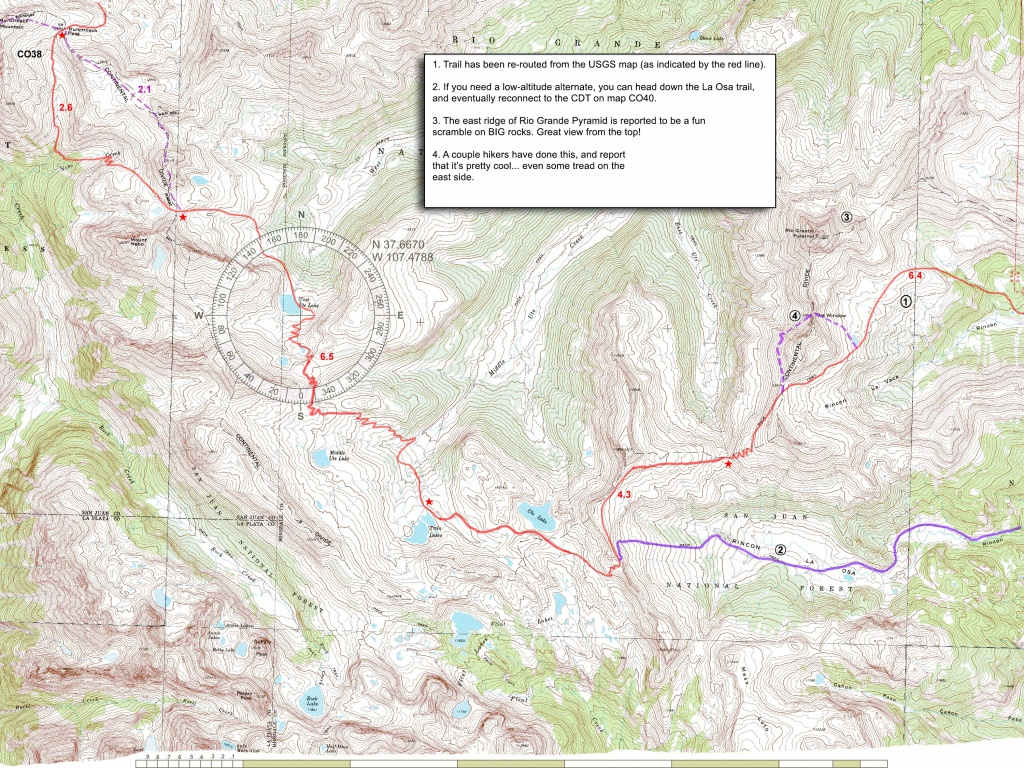 Cdt Maps - Printable Maps By Waterproofpaper Com