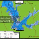 Cedar Creek Lake Map | Whites   Hybrids   Striper | Texas Fishing Forum   Cedar Creek Texas Map